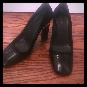 Black Prada Pumps